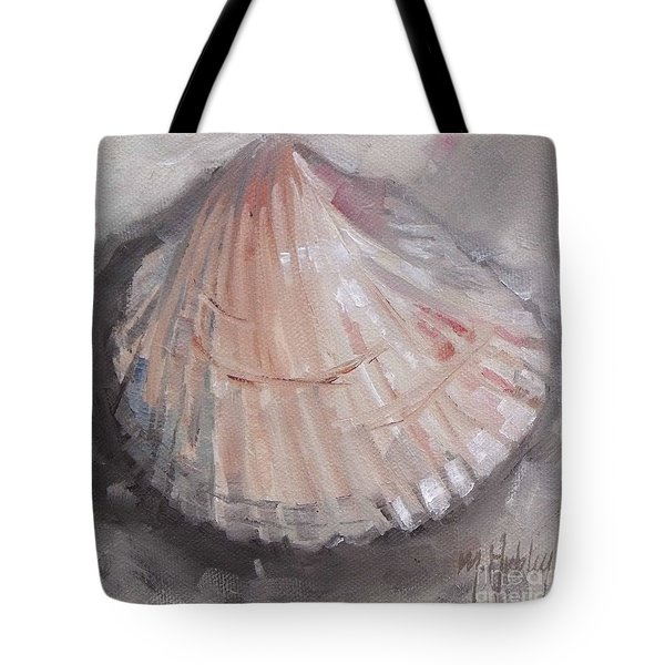 Cockle Shell Tote Bag by Mary Hubley