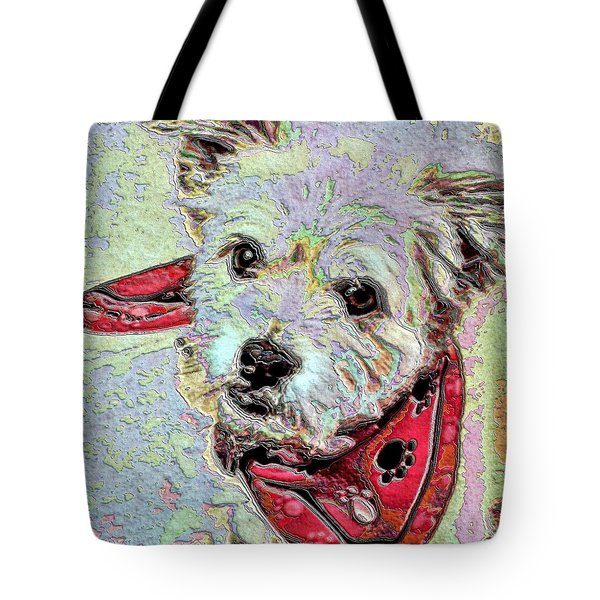 Cocoa On The Poster Tote Bag