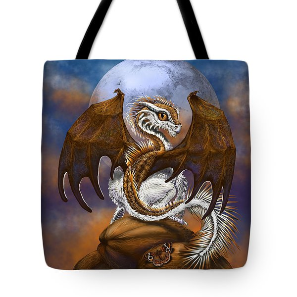 Coconut Dragon Tote Bag