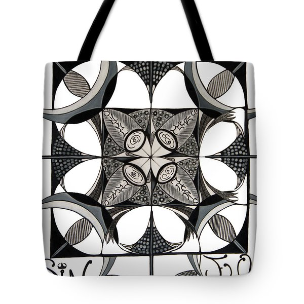 Coffee Ad Tote Bag by Teri Schuster