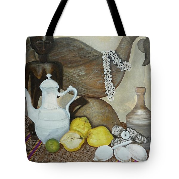 Coffee Pot Tote Bag