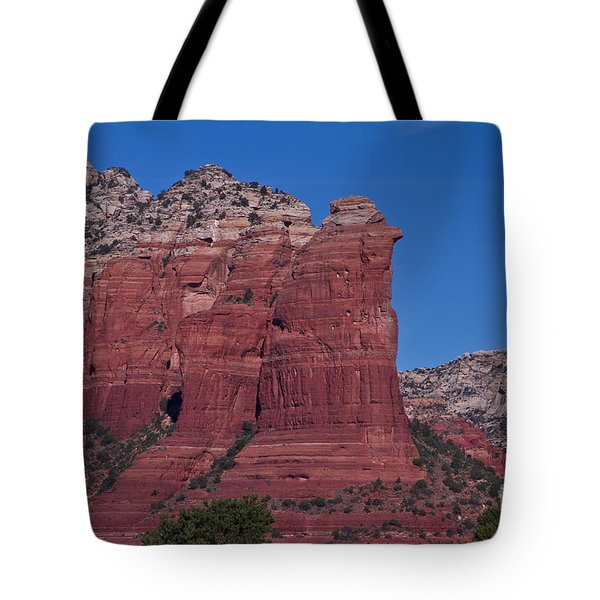 Coffee Pot Rock Tote Bag