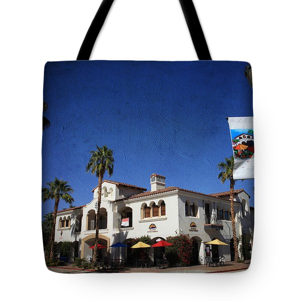 Coffee Spot Tote Bag by Laurie Search