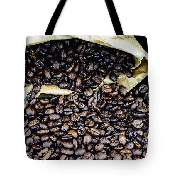 Coffee Unmilled  Tote Bag