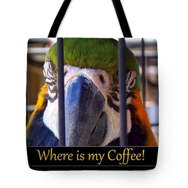 Coffeee Tote Bag