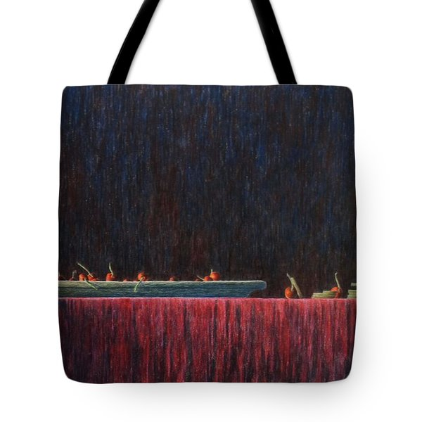 Coffer Tote Bag by A  Robert Malcom