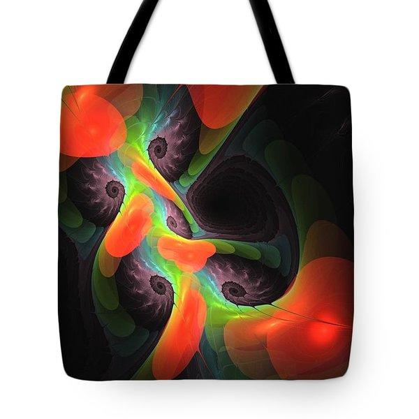 Cognitive Malfunction Tote Bag by Anastasiya Malakhova