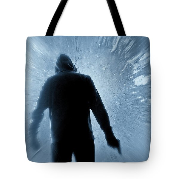 Cold As Ice Tote Bag