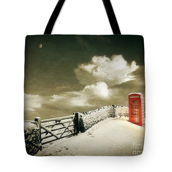 Cold Call Tote Bag