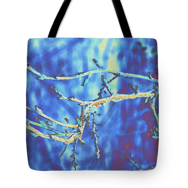 Cold Tote Bag by Carol Lynch
