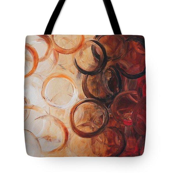 Cold Fusion Tote Bag