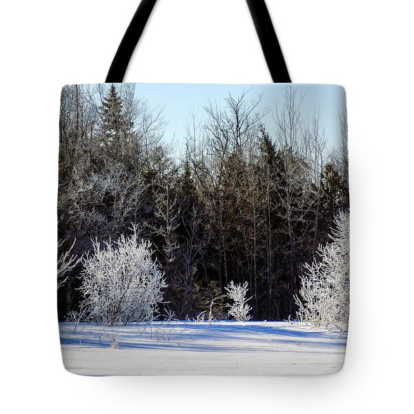Cold Magic Tote Bag