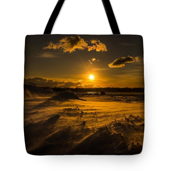 Cold Solace Tote Bag
