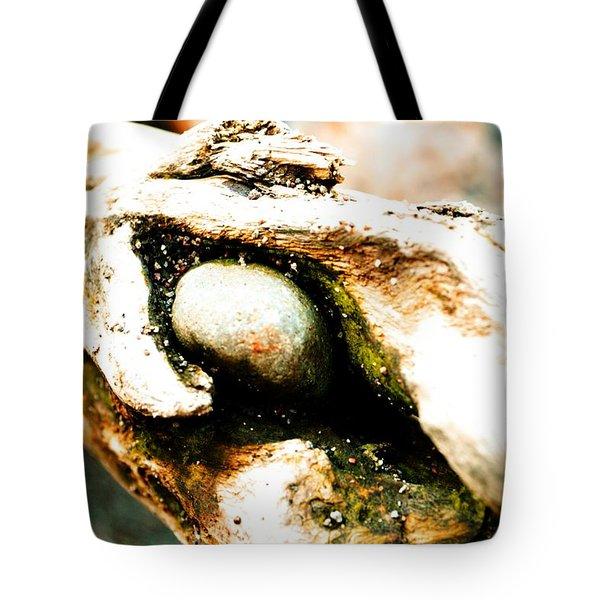 Cold Stare Tote Bag