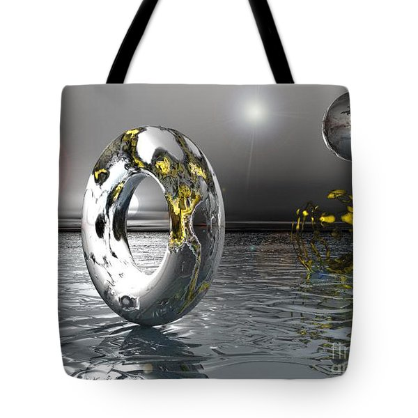 Cold Steele Tote Bag