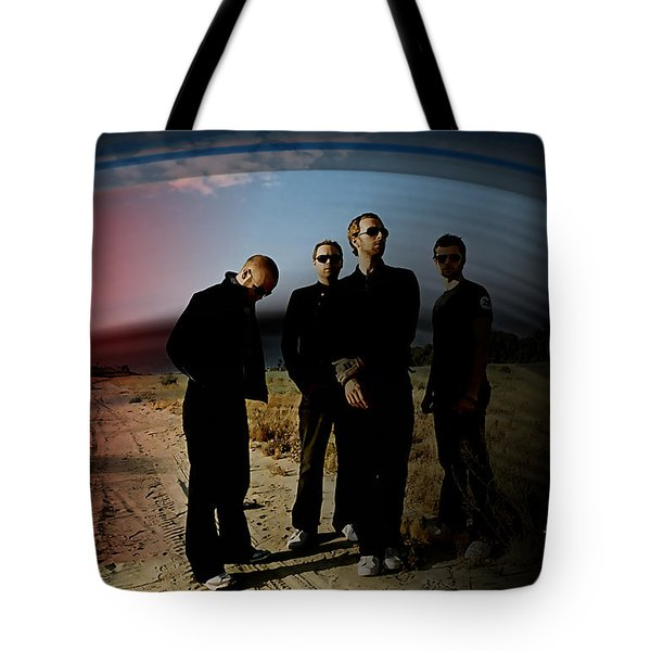 Coldplay Tote Bag