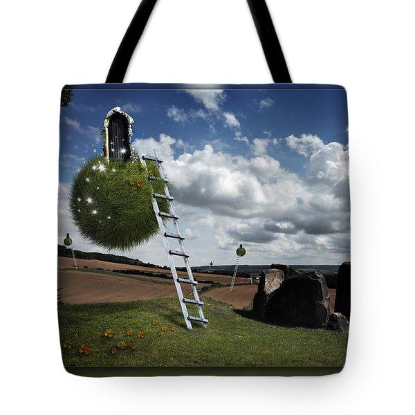 Coldrum Longbarrow  Tote Bag