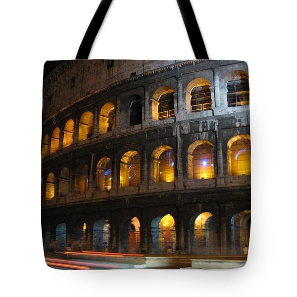 Coleseum Tote Bag
