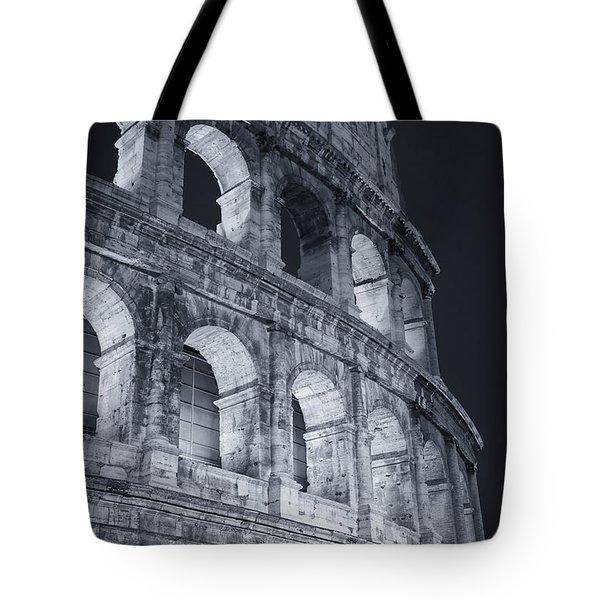Colosseum Before Dawn Tote Bag