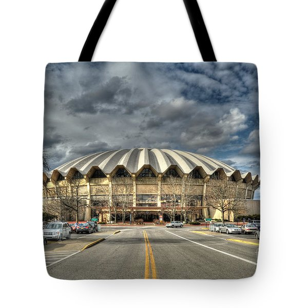 Coliseum Daylight Hdr Tote Bag by Dan Friend