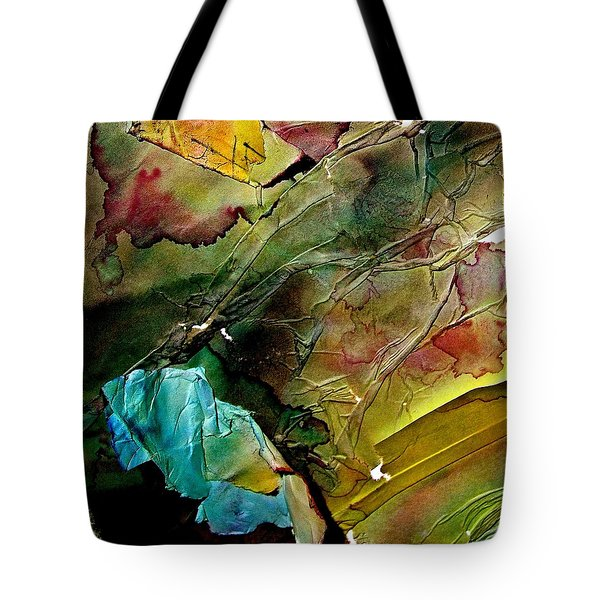 Tote Bag featuring the digital art Collage  by Danica Radman