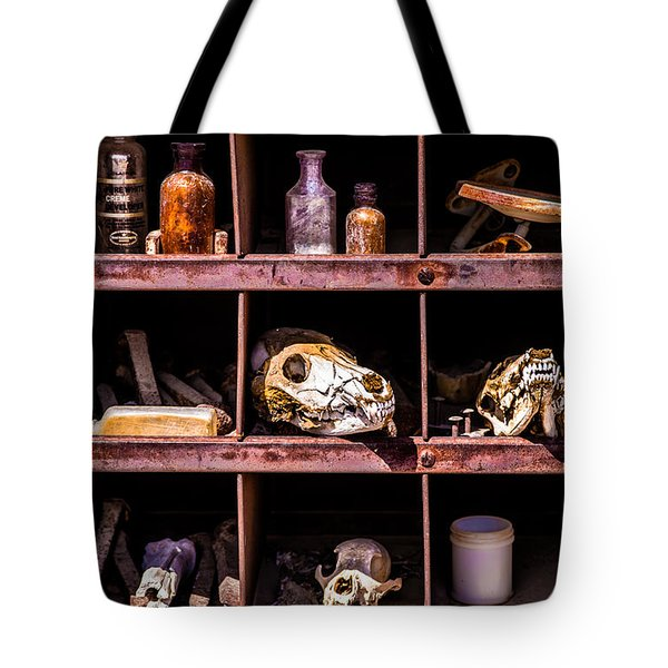 Collection At Techatticup Gold Mine Tote Bag