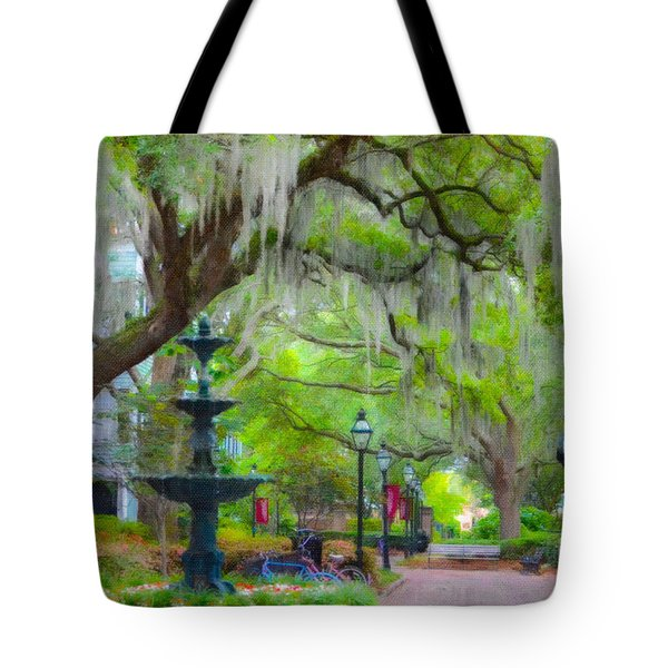 College Of Charleston Tote Bag