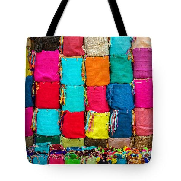 Colombian Souvenirs Tote Bag