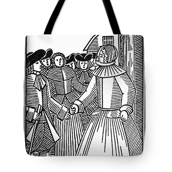 Colonial Punishment Tote Bag