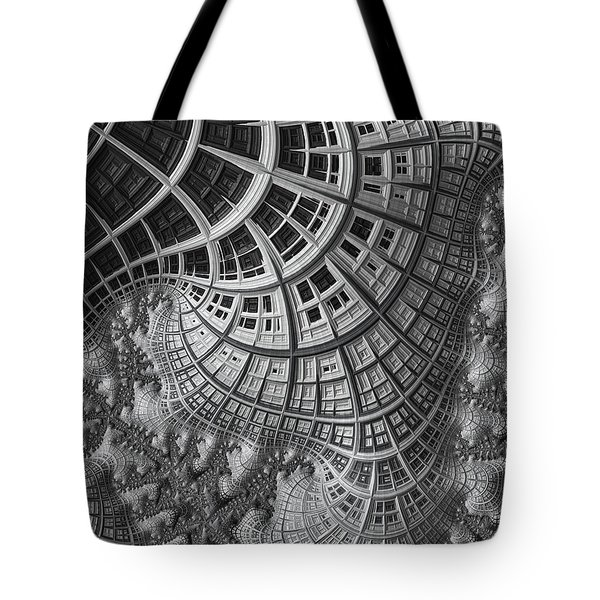 Colony II Tote Bag by John Edwards