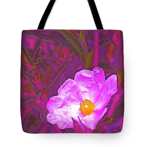 Tote Bag featuring the photograph Color 2 by Pamela Cooper