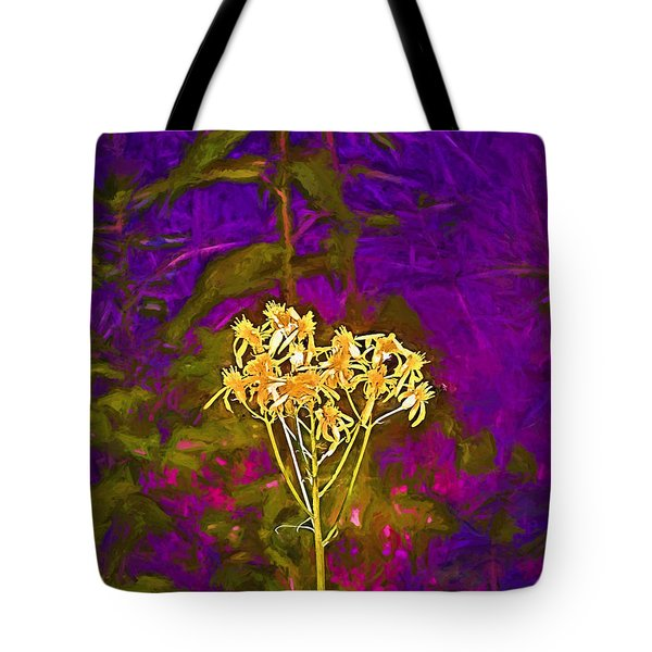 Tote Bag featuring the photograph Color 5 by Pamela Cooper