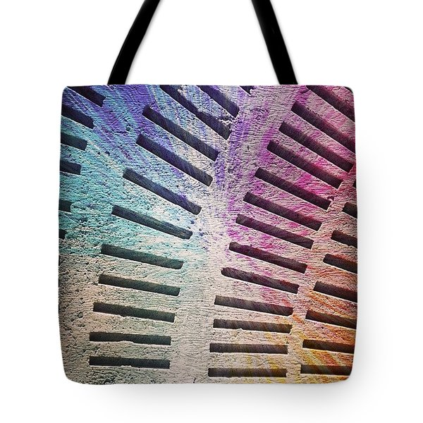 Color - Abstract Tote Bag