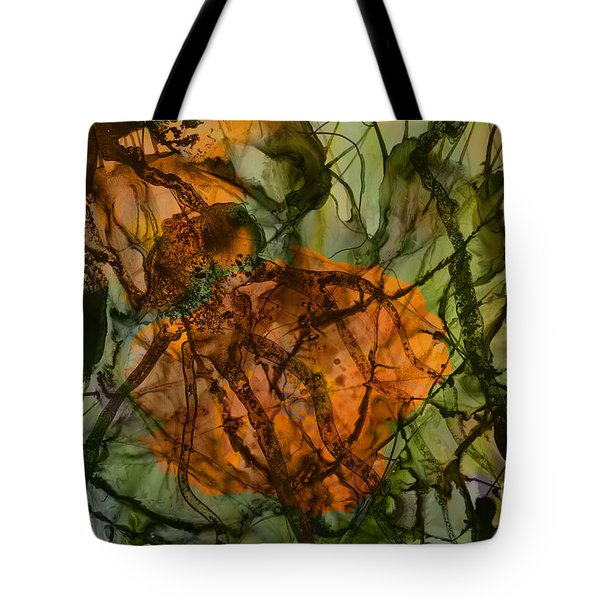 Color Abstraction Xx Tote Bag