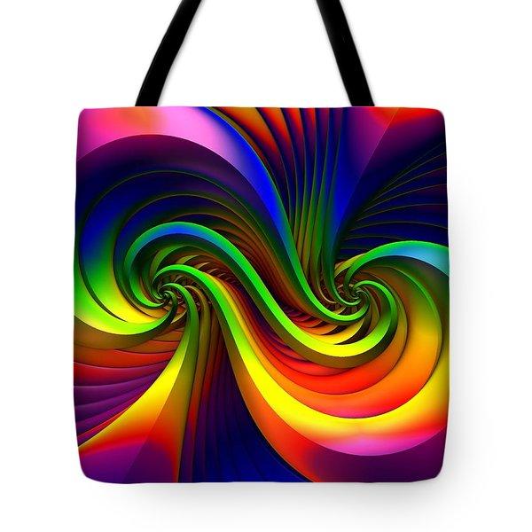 Color Circus Tote Bag