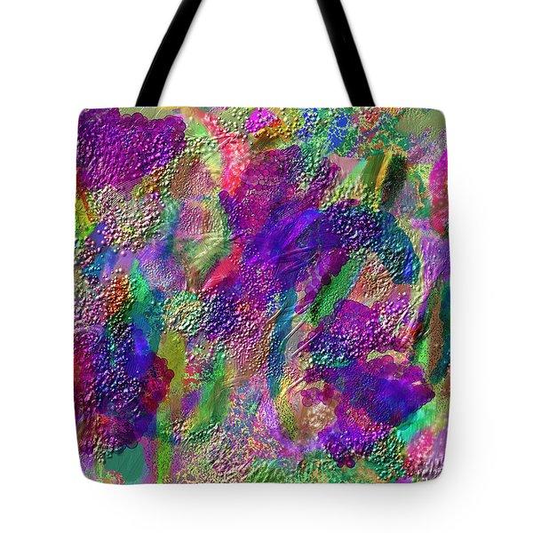 Color Dream Play Tote Bag