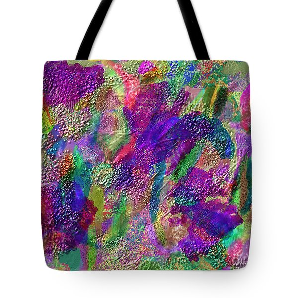 Color Dream Play Tote Bag