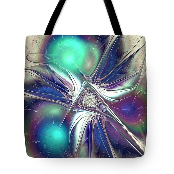 Color Flash Tote Bag