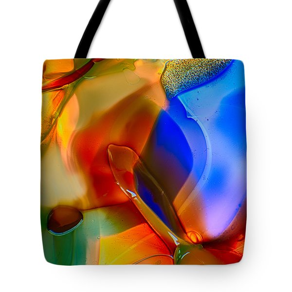 Color Friends Tote Bag by Omaste Witkowski