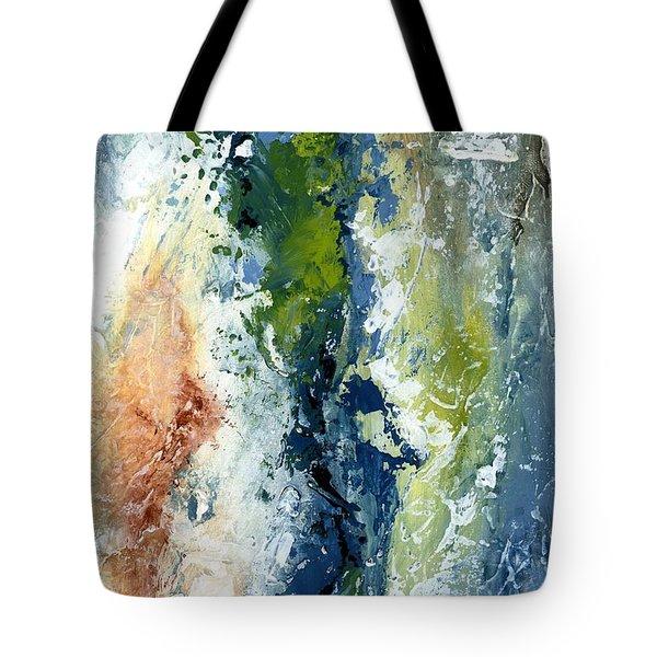 Color Harmony 10s Tote Bag