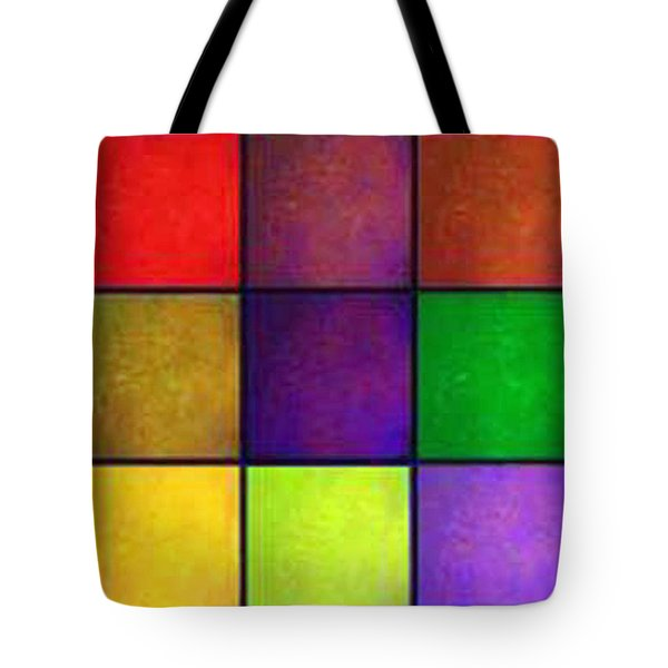 Color Me Happy Tote Bag by RjFxx at beautifullart com