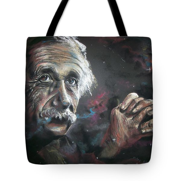 Color My Universe Tote Bag by Peter Suhocke