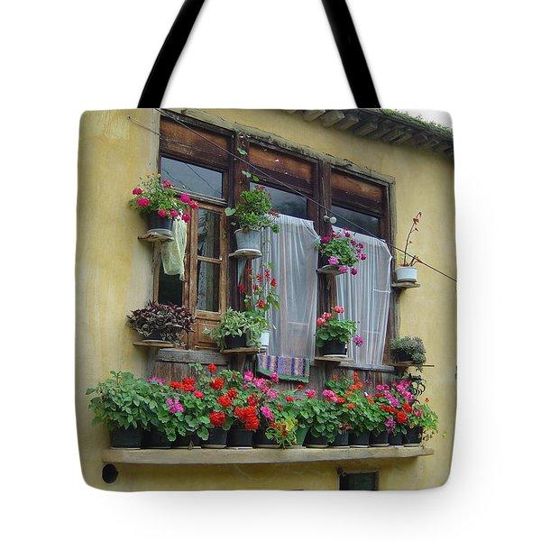 Color Of Life Tote Bag by Floria Varnoos