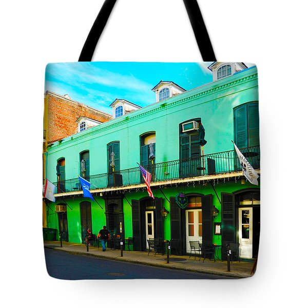 Color Perspective Tote Bag