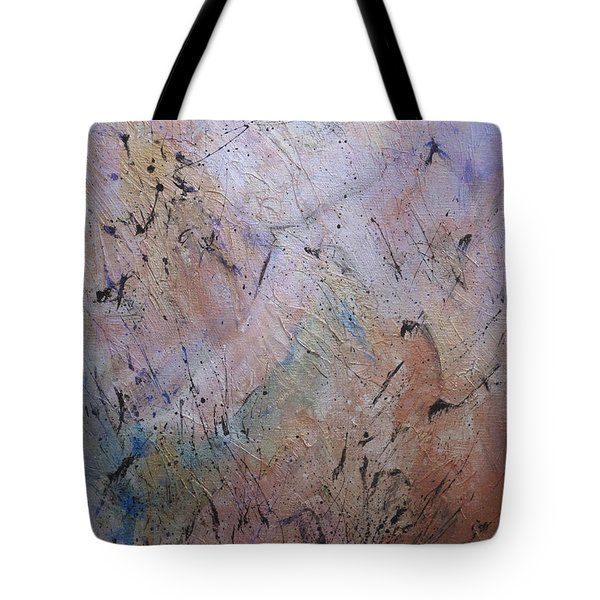 Color Shifts II Tote Bag