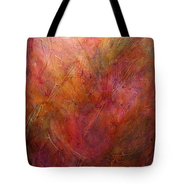 Color Shifts Tote Bag