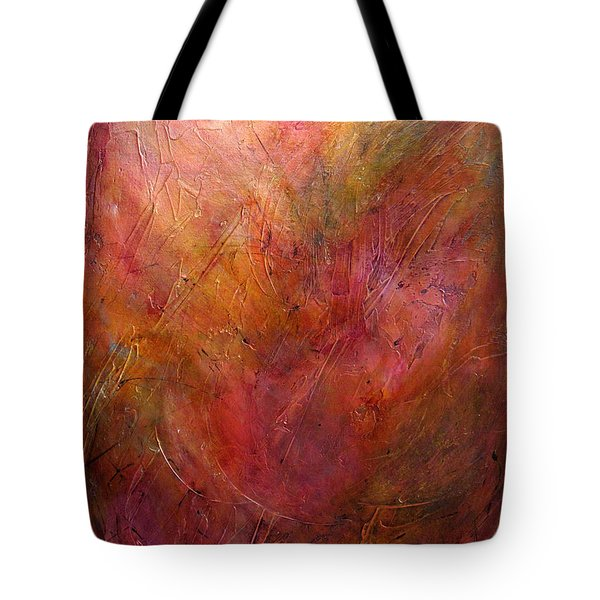Color Shifts Tote Bag
