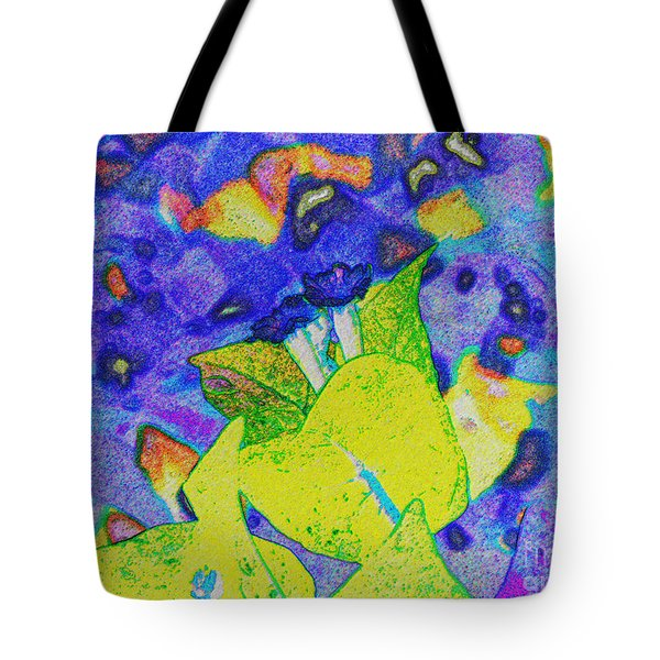 Color Style Tote Bag