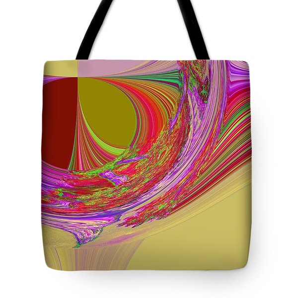 Color Symphony Tote Bag