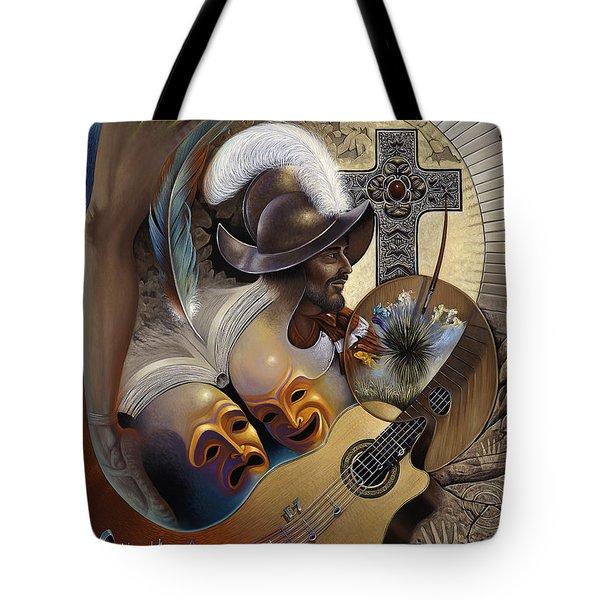 Color Y Cultura Tote Bag